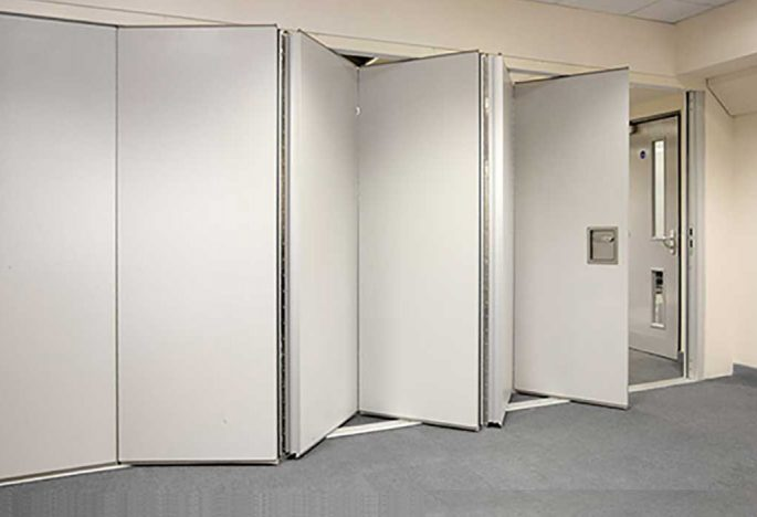 Sliding & Folding Partitions